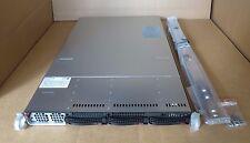 Supermicro SuperServer 5017GR-TF Intel E5-1620v2 Quad 3.7GHz 32GB 1U Rack Server