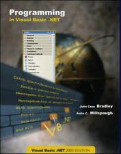 Programming in Visual Basic.NET 2005 Edition w/ Std CD