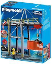 Playmobil City Action 5254 - Terminal de Carga - New and sealed