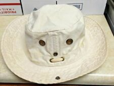 6c2b70e5235a6 Tilley Endurables Outdoor Safari Hat Made Canada - About Size 7 Distressed   Wear
