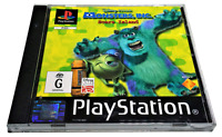 Disney/Pixar's Monsters Inc. Scare Island PS1 PS2 PS3 PAL *Complete*