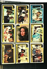 1977 TOPPS Charlie's Angels Series 2 BASE Set 66 Cards 56 thru # 121 GOOD TO VG