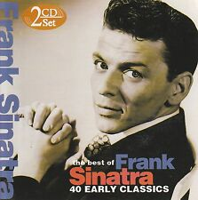 THE BEST OF FRANK SINATRA CD