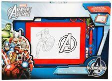 Official Marvel Avengers Medium Magnetic Kids Scribbler Etch A Sketch