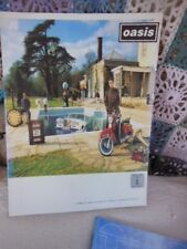 Oasis - Be Here Now (1997) Guitar Tablature Music & lyrics paperback book 1997