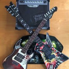 Wow Wee Paper Jamz guitar, speaker amp and drums 3 piece set w/bonus air guitar