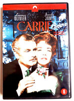 CARRIE - William WYLER - dvd très bon état