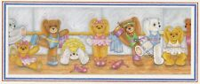 Papertole Kit - RDMSPA0213Ballet Bears, includes free shaping tool
