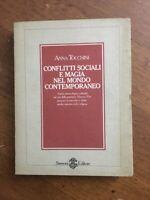 ESOTERISMO MAMMA EBE CONFLITTI SOCIALI E MAGIA Anna Tocchini Sansoni 1986