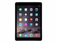 "Apple iPad Air 2 64GB, Wi-Fi + 4G (Unlocked), 9.7"" - Space Gray (MH2M2LL/A)"