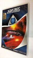 Star Trek: The Next Generat DVD Serie Televisiva Stagione 1 Volume 6 - Episodi 4