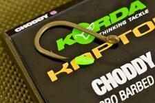 Korda Kaptor Hooks Delivery 6 Gravel Choddy (micro Barb) Kap42