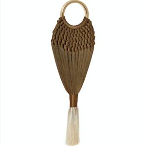 CULT GAIA Angelou Mini Tassel Bag - Ombre - £350