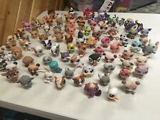 LITTLEST PET SHOP  COLLECTIBLE  LOT  93   PETS GREAT VARIETY CATS DOGS   RARE