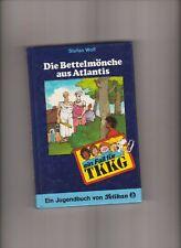 Ein Fall für TKKG, Die Bettelmönche aus Atlantis, Stefan Wolf, Buch, ab 9 J.