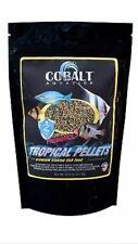 COBALT AQUATICS TROPICAL SMALL FISH FOOD PELLETS 11 oz
