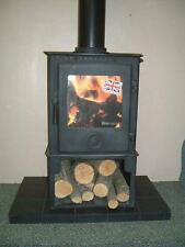 "HEATPROOF TILED HEARTH IDEAL FOR STOVES - 30""X18""X2"" CHOICE OF COLOURS"