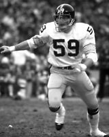 1970s Pittsburgh Steelers JACK HAM Glossy 8x10 Photo NFL Football Print Poster