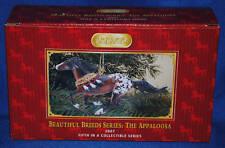 Breyer~Christmas 2007~Beautiful Breeds Appaloosa Indian Holiday Ornament~NIB