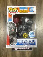 Funko POP - Mechagodzilla (GLOW) Godzilla Vs Kong New. In hand