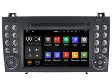 AUTORADIO DVD/GPS/NAVI/BT/DAB/ANDROID 5.1 MERCEDES BENZ SLK W171 KLASSE A5576