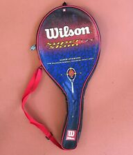 "Wilson Super Slam Tennis Racquet Racket Bag * 12.5"" x 28"""