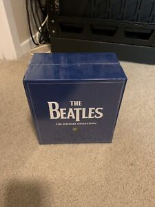 the beatles singles collection box set
