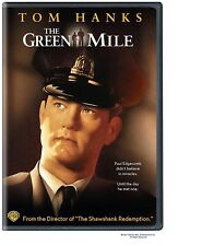 New The Green Mile (Dvd, 2000 Movie )Tom Hanks, Michael Clarke Duncan Greenmile