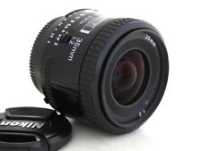 Nikon AF Nikkor 35mm 2.0 Objektiv Vollformat Gewährleistung 1 Jahr