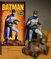 "10"" Moebius Models #950 1966 Batman Adam West Figure Set Model Kit NEW"