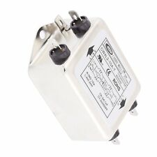 CW4L2-20A 10A 6A-T Power Single Phase Noise Line EMI Filter AC 115/250V