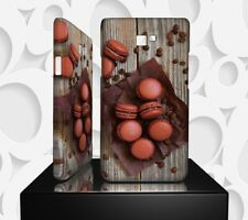 Coque Design Samsung Galaxy S2 MACARONS - Réf 11