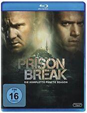 Prison Break Staffel 5 Blu-ray NEU OVP
