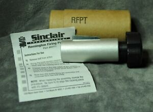 SINCLAIR~ RFPT~ REMINGTON FIRING PIN REMOVAL TOOL~    EXCELLENT CONDITION ~