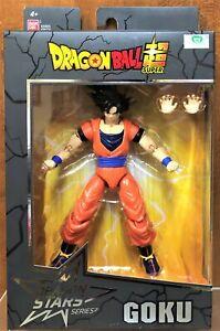 "Bandai Dragon Ball Super Dragon Stars Series 6"" inch Goku Ver.2 Action Figure"