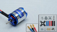 Exceed RC Rocket 2220-750KV Brushless Motor for RC Plane Airplane Airplanes