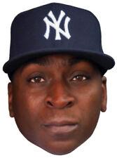 New York Yankees DIDI GREGORIUS Star - Big Head Window Cling Stick-On Decal NEW