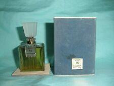 VINTAGE 1920 HUGHES GUERLAIN EXTRAIT 14 PERFUME SEALED, IN BOX