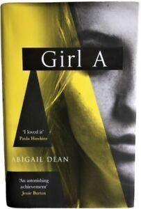 GIRL A  by Abigail Dean  (Hardcover, 2021) New Unread Harper Collins HB