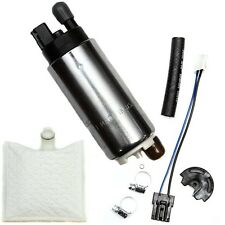 WALBRO 255LPH HP FUEL PUMP + INSTALL KIT FOR 2002-2007 SUBARU IMPREZA WRX / STI