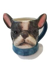 Novelty Cute French Bulldog Mug Mint Condition Present Gift