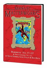 MARVEL MASTERWORKS DAREDEVIL VOL #10 HARDCOVER Comics #97-107 DM VARIANT #228 HC