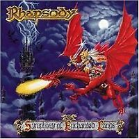 Symphony of Enchanted Lands von Rhapsody   CD   Zustand gut