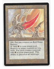 Magic The Gathering ~ 1x Red Mana Battery ~ Legends ~ M/NM