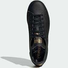 adidas Originals Stan Smith GZ7793 Core Black/Gold Metallic Shoes