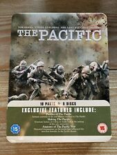 The Pacific (DVD, 2010, 6-Disc Set, UK)