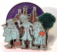 Disney Pin 92178 WDW  MNSSHP 2012 Hitchhiking Ghosts LE 2500 NOC Spinner