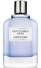 GENTLEMEN ONLY by Givenchy for men cologne edt 5 oz New tester