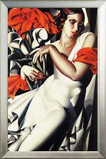 Tamara de Lempicka (1898–1980), Portrait de Madame P.
