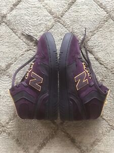 New Balance P740 James Worthy Packer Purple Reign LA Lakers Showtime Size 9 VNDS